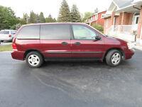 2006 Ford Freestar S Minivan, Van