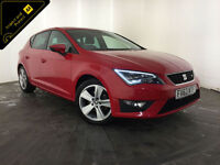 2013 63 SEAT LEON FR TECHNOLOGY TDI DIESEL 1 OWNER FINANCE PX WELCOME