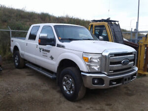 2013 F-350 Lariat For Sale -Runs Great - Asking $25,000