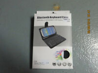 BLUETOOTH KEYBOARD CASE
