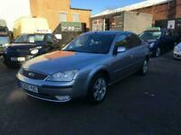 2005 Ford Mondeo GHIA TDCI Hatchback Diesel Manual