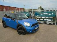 2013 (13) MINI COUNTRYMAN 2.0TD ALL4 4X4 COOPER SD AUTOMATIC LOW MILEAGE