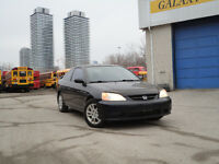 2003 Honda Civic Si Safety and Emission Test Available