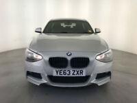 2013 BMW 116D M SPORT AUTOMATIC DIESEL 5 DOOR HATCHBACK SERVICE HISTORY