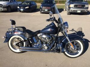 2008 Harley-Davidson FLSTN - Softail Deluxe