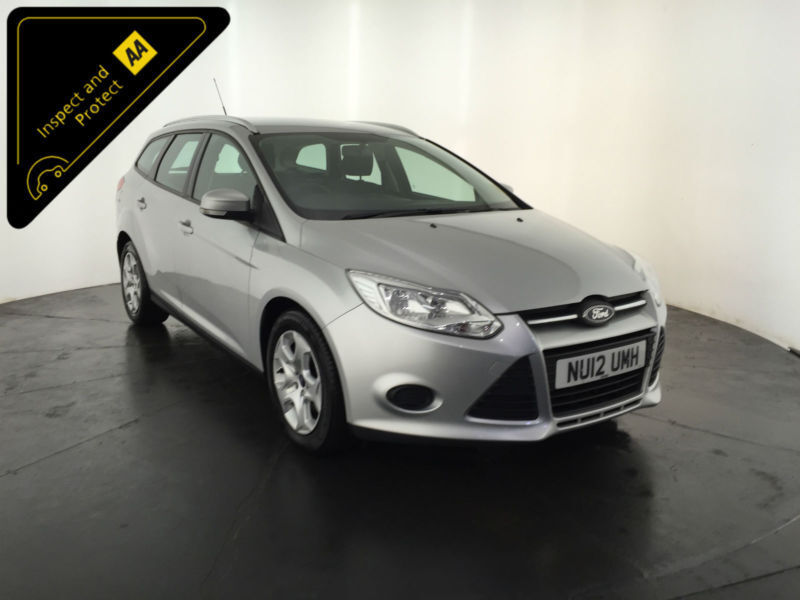2012 FORD FOCUS EDGE TDCI DIESEL ESTATE 1 OWNER FINANCE PX WELCOME