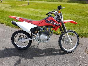 2004 Honda CRF150F