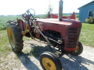 Looking for a Loader / parts that fits a Massey Harris 22