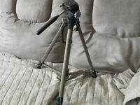 Excellent Tripod.  Never Used.  Great versatility.  50% OFF!