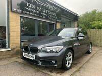 2016 66 Bmw 1 series 116d ED Plus grey