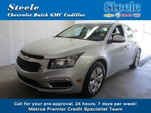 2015 Chevrolet CRUZE 1LT Only 15K Automatic !!!