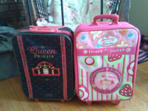 Toyboxes, kids suitcase and more