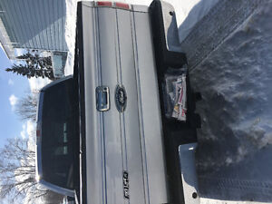 2010 ford tailgate