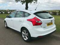 2013 Ford Focus 125 Zetec Auto - New Clutch 1 Owner 47k FFSH-Delivery/PX/Finance