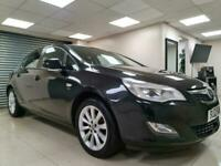 Vauxhall Astra 1.4 Active Black Hatchback 61MPG WARRANTY 12 MONTHS MOT