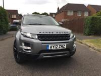2013 Land Rover Range Rover Evoque 2.2 SD4 Pure Tech AWD 5dr