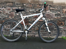GT AGRESSOR.  FULLY WORKING ADULT BIKE NO RUSTY FREE DELIVERY FULLY WO