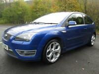 05/55 FORD FOCUS ST-3 3DR HATCH IN PERFORMANCE BLUE