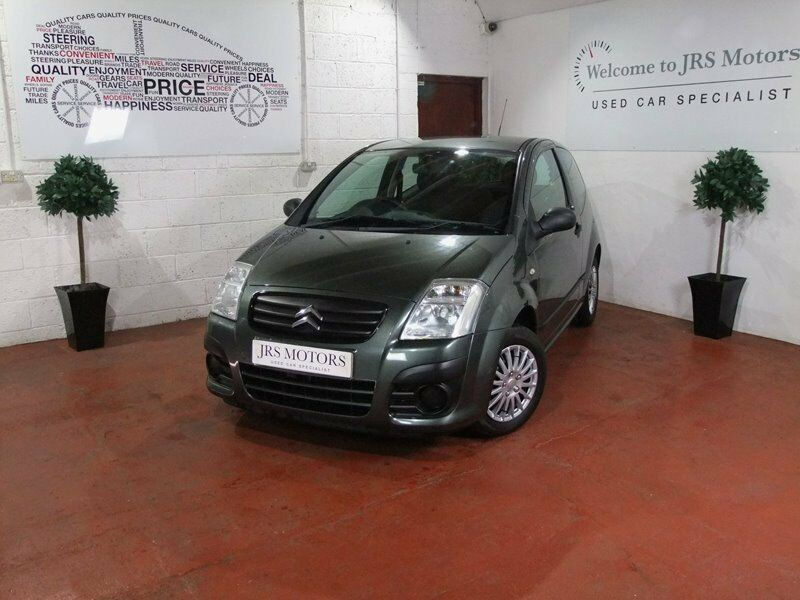 citreon c2 low running cost 12 month and serviced