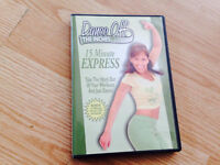 Dance Off the Inches DVD