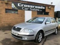 2006 SKODA OCTAVIA 2.0TDI PD LAURIN & KLEMENT SPECIAL EDITION *FULL SERVICE HIS*