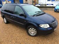 2004 '54' Chrysler Grand Voyager 3.3 AUTO Limited. 7 Seater. Stow & Go. Px Swap