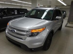 Ford Explorer Limited 4WD Toit - Cruise Adaptatif - Gps - Hitch