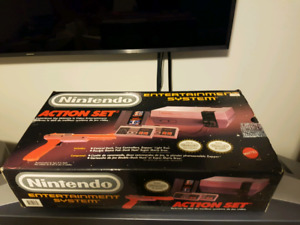 Nintendo Action Set! Complete in Box