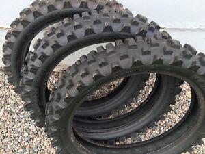 Lot de pneus motocross 19&21 po Saguenay Saguenay-Lac-Saint-Jean image 5