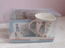New Camilla & Rose Jogging Mug Gift Set