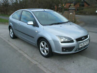 FORD FOCUS 1.6 ZETEC CLIMATE GREAT VALUE READY TO DRIVE AWAY