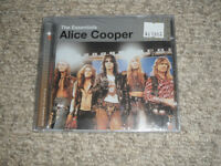Alice Cooper - The Essentials cd (sealed)