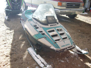 Snowmobiles for sale