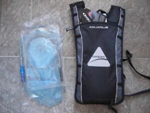 sac à dos, poche à eau axiom 1.5L