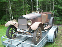 1927 Ford Model T- parting out
