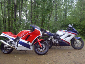 2007 VFR800AD  in Peace River.