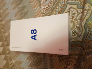 SAMSUNG GALAXY A8 BRAND NEW