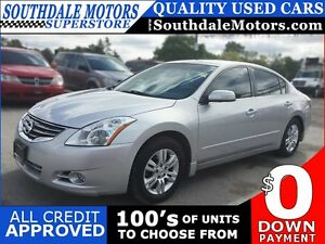 2010 NISSAN ALTIMA SL * LEATHER * POWER GROUP * EXTRA CLEAN