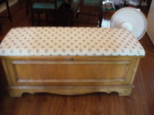 FOR SALE CEDAR CHEST