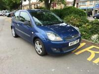 FORD FIESTA 2007 1.2 55000 MILES HPI CLEAR COMPLETE WITH M.O.T