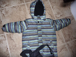 Winter Jacket and Snow Pants 3T