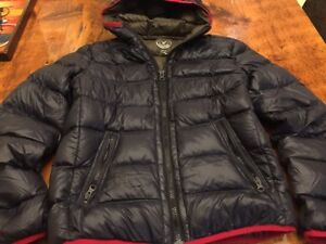 American Eagle men's down jacket size S new condition  Kitchener / Waterloo Kitchener Area image 2