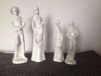 Figurines Italienne *** Capodimonte *** Italian Figurines