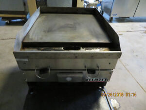 Flat Top Grill / Counter top / GARLAND / 24 inch