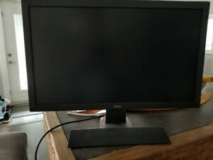 """BenQ Zowie 24"""" Console eSports Gaming Monitor RL2455 Like New"""