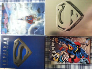 Superman the movie collection & others!