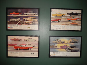 """1957 Ford Family Advertisements""     $100.00"
