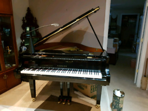 Yamaha GH1 Grand Piano - Excellent Condition