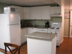 fully furnished 2 bedroom suite in the Hart - Avail Mar 1st