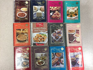 Collection of Company's Coming Cookbooks